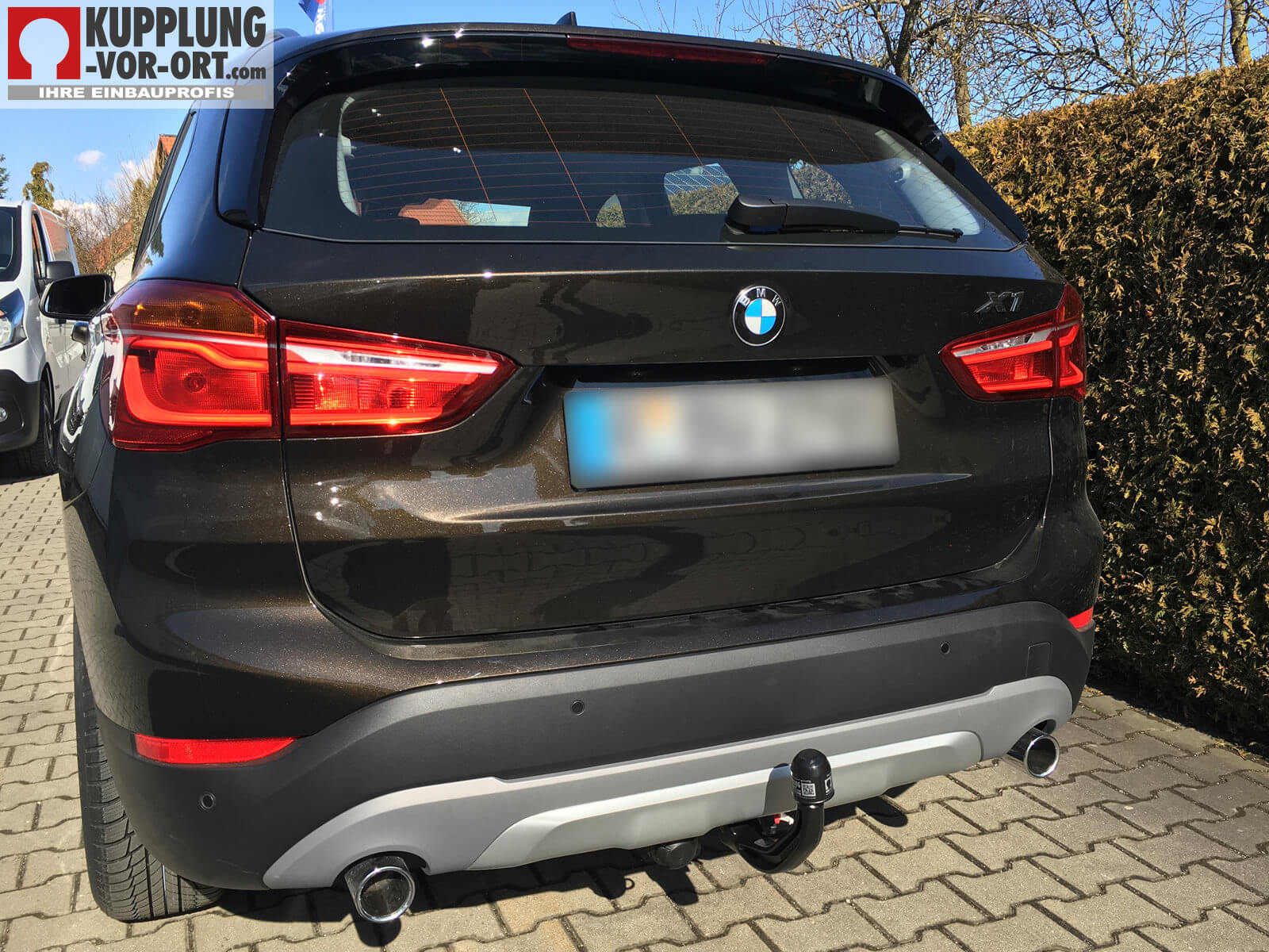 anh ngerkupplung f r bmw x1 2016 kupplung vor. Black Bedroom Furniture Sets. Home Design Ideas